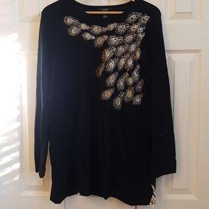 Alfani long length Sweater